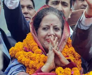By-election: Pratibha Singh hailed the victory full of Holy Lodge, said this special thing