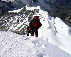 The district administration imposed a ban on trekking and mountaineering in Lahaul-Spiti