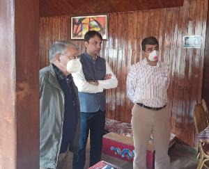 Top performance of Lahaul-Spiti district in Tuberculosis eradication campaign