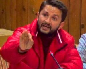 Kaushal Mungta assigned the responsibility of media panelist of Himachal Pradesh Congress Committee