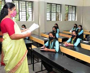 Regular classes will be held in schools for students of class VIII to XII from October 11 in Himachal Pradesh