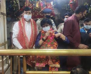 Jwalamukhi: SP Kangra took stock of the arrangements for Navratri in Jwalaji