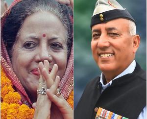 BJP's political 'Rann Kaushal' against Congress's 'talent'