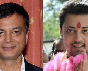 Aashray did not get ticket, Anil said now both father and son will stay in the same party