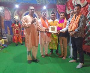 Rakkar: Ramayana is not a enjoyment, it is a saga of sacrifice, the best education is available for living - Captain Sanjay
