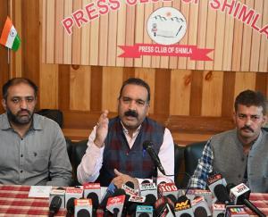 Shimla: Himachal is the land of soldiers and heroes- Vinod Thakur