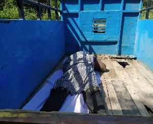 Dehra: The body of a 45-year-old missing person from Lagbaliana was found