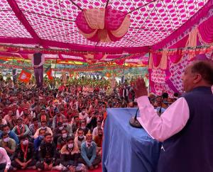 No government has spent so much money in the development of Bharmour before today: Jai Ram Thakur