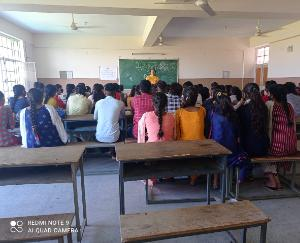 Indora: A program on gender equality was organized in the state college