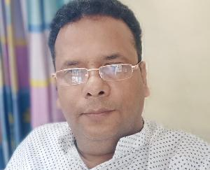 Kangra: The issue of employees' pension missing in the by-elections: Rajinder Manhas