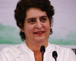 Congress will give 40 percent tickets to women in UP elections, Priyanka Gandhi announced