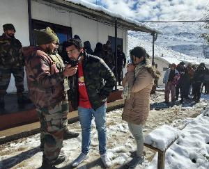 Kaza: The army became a helper in the disaster, 205 people were accommodated in the camp