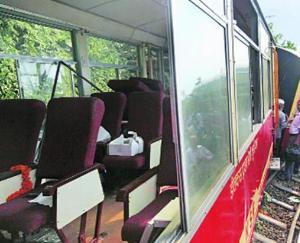 खतरे में है विश्व धरोहर कालका -शिमला रेलवे रूट