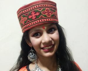 परागपुर की अक्षिता करेगी शार्ट फ़िल्म आईना-2 में काम