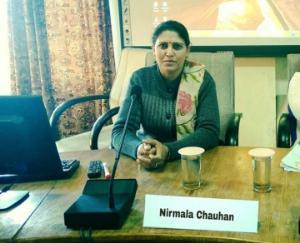 मुख्यमंत्री को खिचड़ी और आरती में रखा उलझाए, जनहित मुद्दों के बारे में नहीं की गई चर्चा: निर्मला चौहान