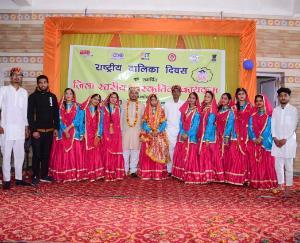 नेहरू युवा केन्द्र ने किया जिला स्तरीय सांस्कृतिक प्रतियोगिता का आयोजन