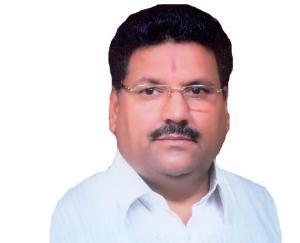 भाजपा जिलाध्यक्ष ने लगाई कांग्रेसियों को फटकार