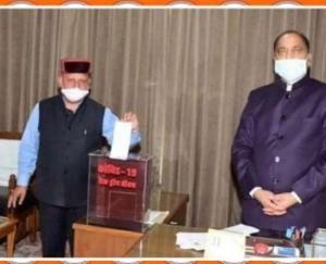 करसोग के दानी सज्जनो ने मुख्यमंत्री राहत कोष में दिया अंशदान