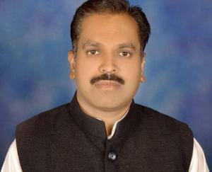 मोहन सिंह भारती को सौंपी जिला अनुसूचित जाति मोर्चा के अध्यक्ष पद की कमान