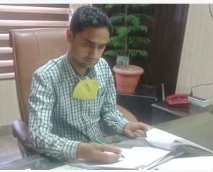 विपिन वर्मा ने संभाला नुरपुर के तहसीलदार का कार्यभार