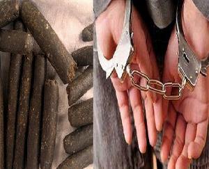 17 सालो में सबसे बड़ी बरामदगी, 42 किलो चरस के साथ एक व्यक्ति गिरफ्तार