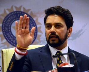 अनुराग ठाकुर ने उठाया हमीरपुर एन आई टी का मुद्दा