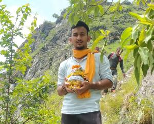 राम जन्मभूमि तक पहुंचाया जा रहा अलकनंदा का जल व बद्रीनारायण की मृदा