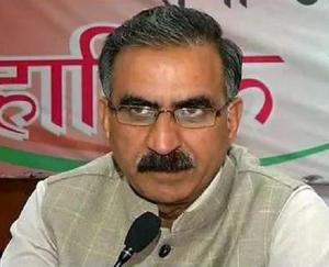 विधायक सुक्खू ने पेयजल योजनाओं के लिए स्वीकृत करवाई 46 करोड़ की धनराशि