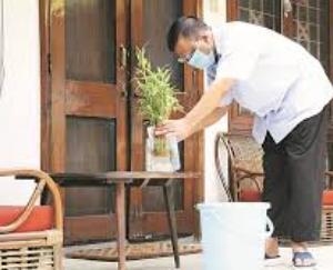 Kejriwal Launches Anti-Dengue Campaign