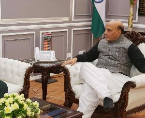 Defence-Minister-Rajnath-Singh-Reviews-Situation-At-LAC
