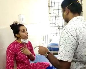 Kannada-actress-sanjana-galrani-refuses-to-have-dope-test