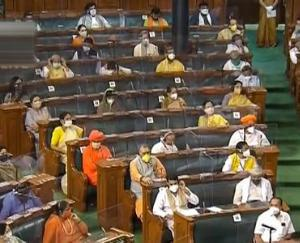 The-agriculture-bill-passed-by-Rajya-Sabha-amidst-the-uproar-of-the-opposition