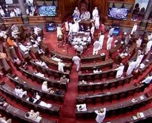 8-MPs-Suspended-For-Rajya-Sabha-Ruckus