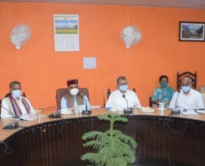 dr-rajiv-saijal-held-a-review-meeting
