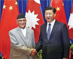 nepal-pm-kp-oli-rejects-chinese-encraochment-in-nepali-lands