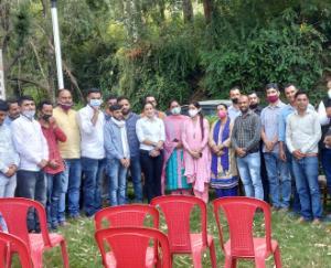 rajgarh-yuva-morcha-mandal-meeting-organized