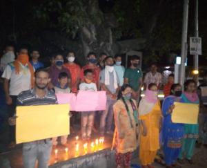 yuva-congress-protest-against-hathras-rape-case