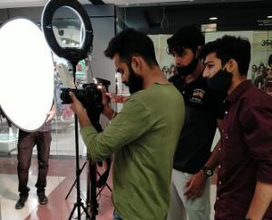 Shooting-of-film-series-on-the-banks-of-Govindsagar-lake