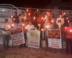 Congress-Seva-Dal-organized-candle-march