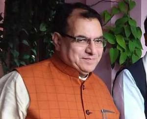 urban-development-minister-suresh-bhardwaj-found-corona-positive
