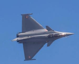 indian-airforce-day-2020-rafale-took-flight-in-hindon-air-base