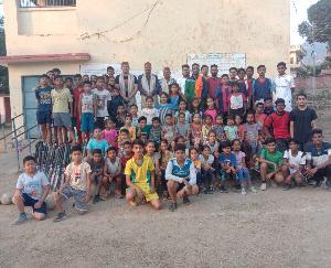 बिलासपुर में कहलूर सेवा विकास संस्थान कर रहा बेहतर कार्य : निसार मोहम्मद