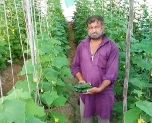 किसानों के लिए मददगार बनीं जाईका परियोजना
