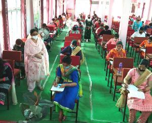 99-candidates-took-exam-at-IGNOU-examination-center