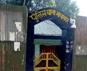 police-station-bhawanagar-sealed
