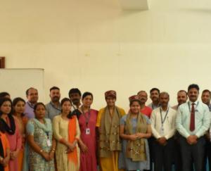 मानसिक स्वास्थ्य पर दो दिवसीय कार्यशाला का आयोजन