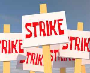 trades-unions-on-strike-today-shimla
