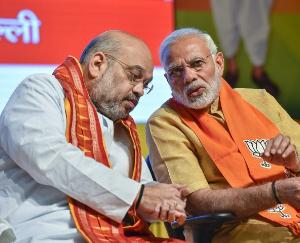farmers-protest-pm-modi-meets-with-shah-rajnath