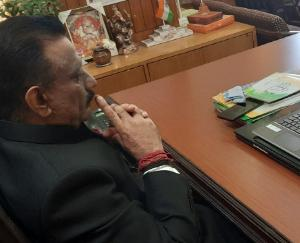 Kuldeep-Rathore-held-a-virtual-meeting-with-Sirmour-Congress