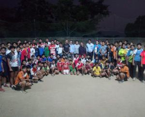 मोरसिंघी हैंडबाल नर्सरी ने दिए कई नेशनल खिलाड़ी  : डॉ. बनिश